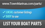 Classified Boat Parts Ads, Town Marinas, NY, CT